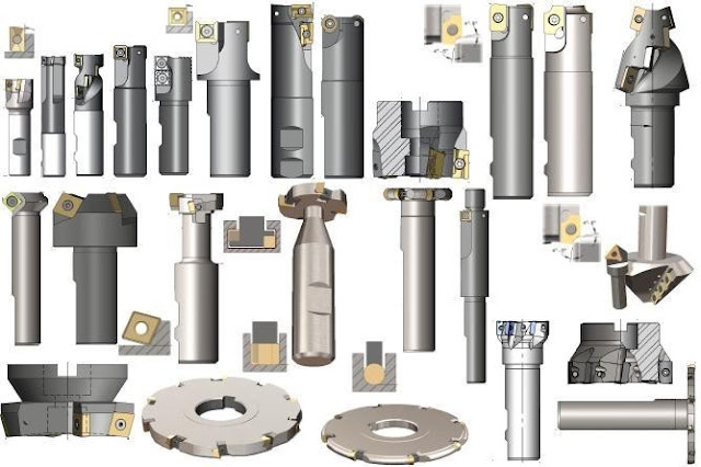 Materials Used in Milling Cutters