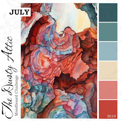 July Mood Board Challenge