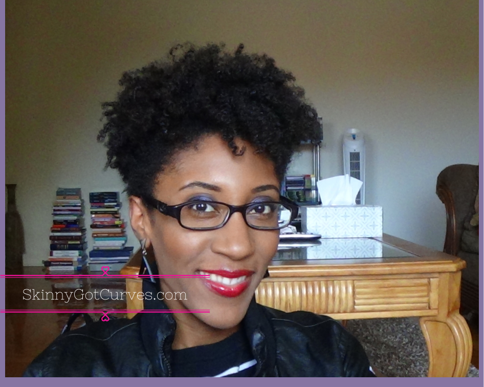 The Skinny On Beauty My New Tapered Natural Haircut Skinny Got