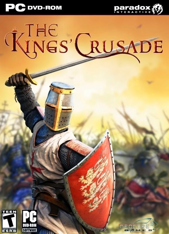 Download Game PC The Kings Crusade [Full Version] | Acep Game