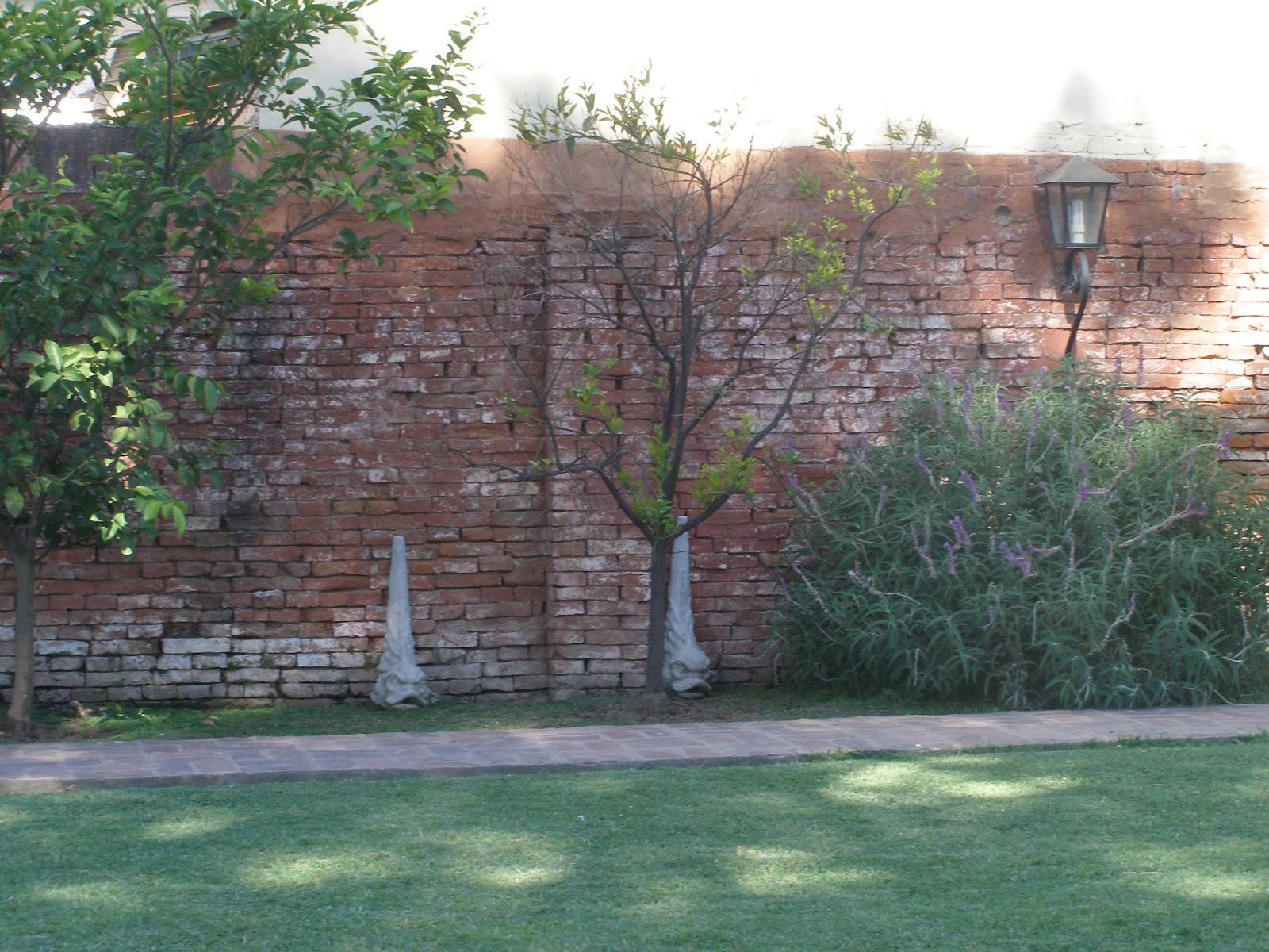 Muros baratos e bonitos coisas pra ver - Tipos de muros ...