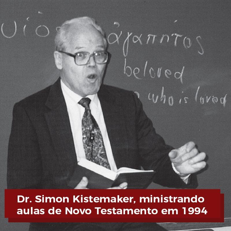 DR. SIMON KISTEMAKER
