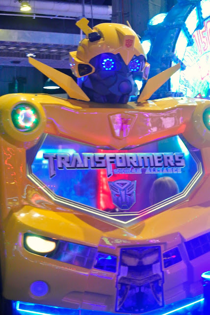 Transformers Game, Video Arcade