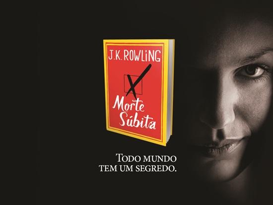 Morte Súbita - LIVRO lançamento no Brasil