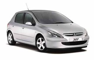 Peugeot 307 compact sedan