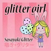 I am A Glitter Girl!