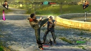 تحميل لعبة Fighters Uncaged للXBOX360