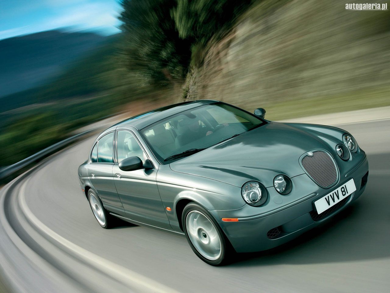 cool cars jaguar s type r. Black Bedroom Furniture Sets. Home Design Ideas