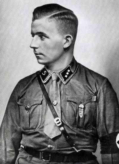 cortes de cabello para hombres nazis