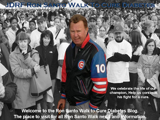 JDRF Ron Santo Walk to Cure Diabetes