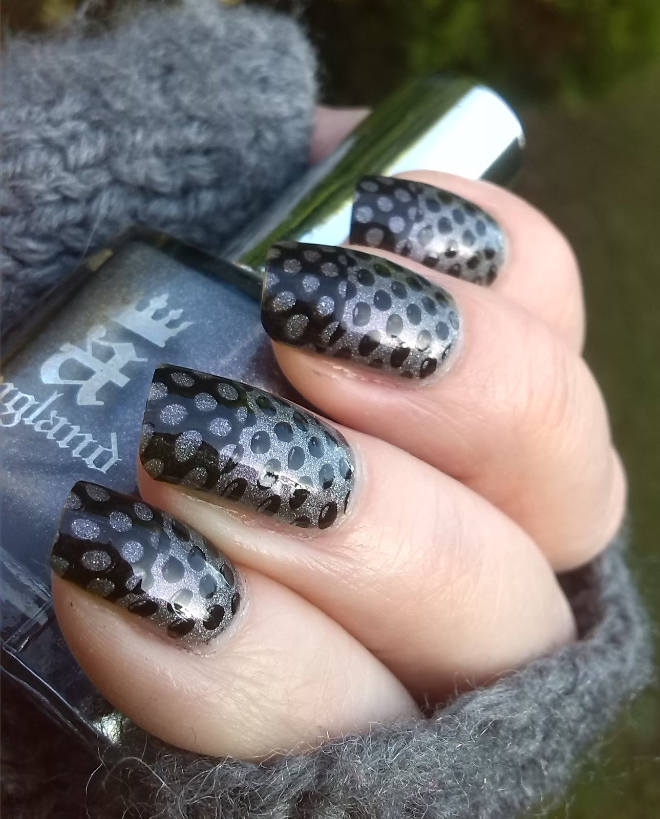 Dotticure with UberChic 1-03  A England Ascalon and Camelot