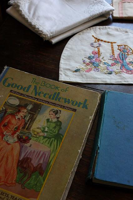 1930s needlework