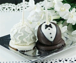 cake pops for wedding