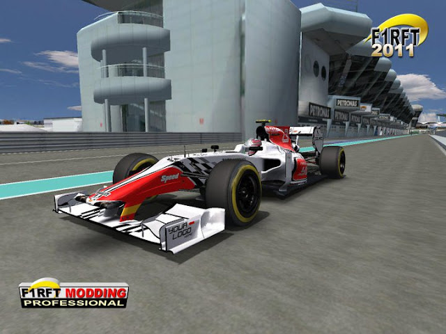 rFactor F1 2011 RFT Final Released