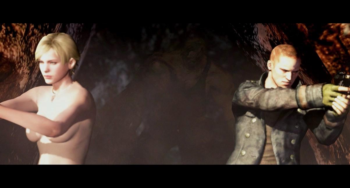 Resident Evil 6 Sherry Nude Mod
