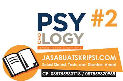 Contoh Judul Skripsi Psikologi Bagian 2