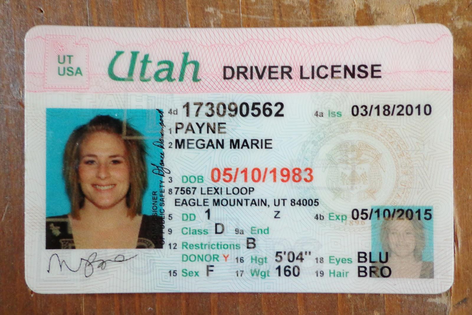 dmv renew drivers license utah