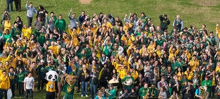 UAlberta Green and Gold Day