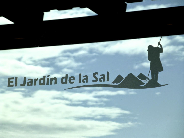 El jardin de la sal una experiencia para los cinco for Jardin de sal