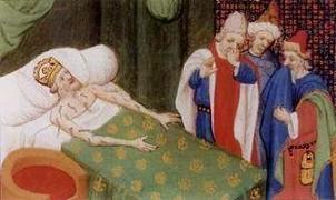 Resultado de imagen de medicina jueva edat mitjana