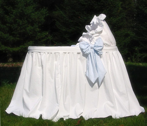 Bassinet Covering
