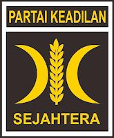 Lambang Partai Keadilan Sejahtera (PKS)