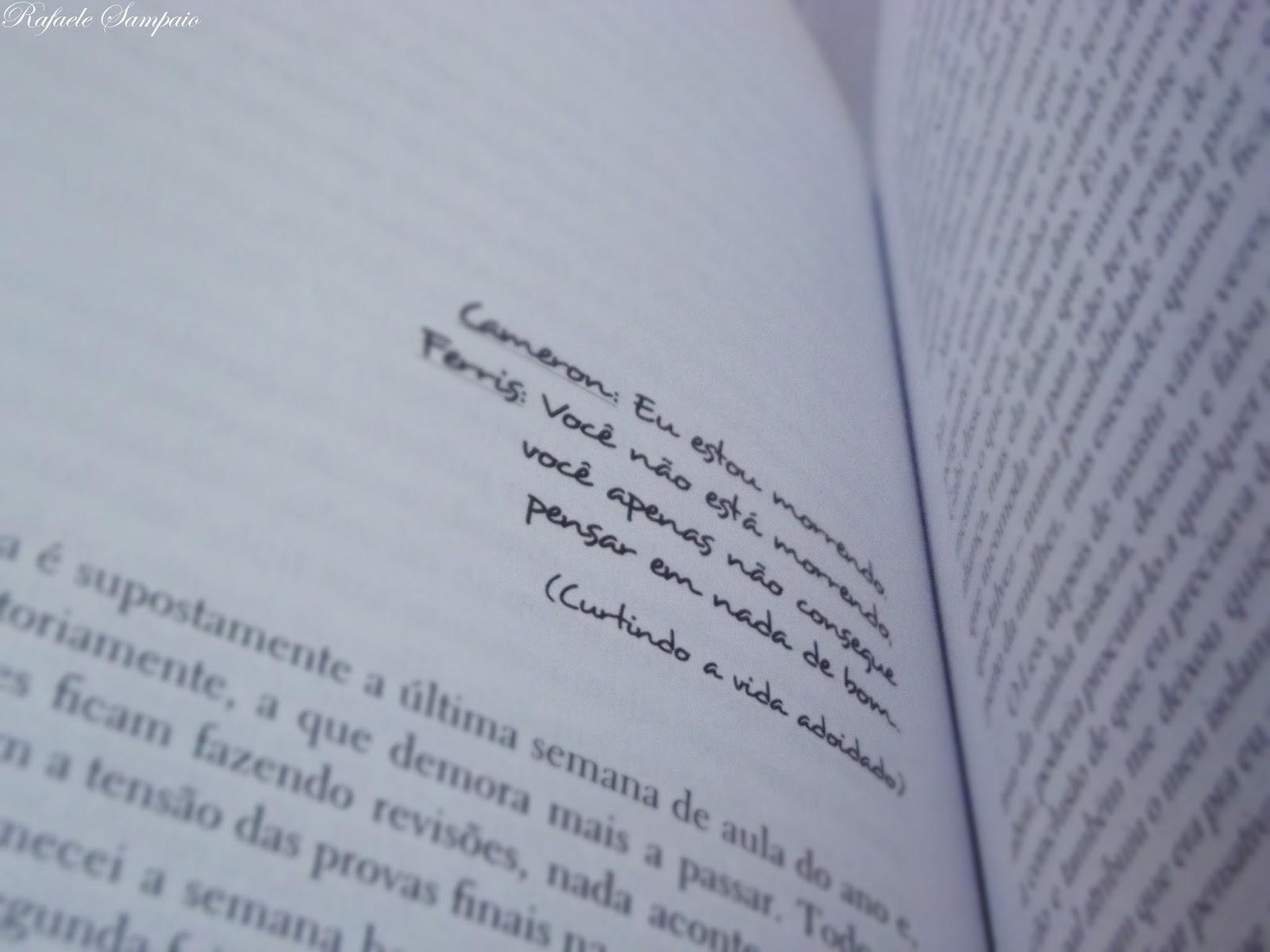 Resenha Do Livro Fazendo Meu Filme Vol1