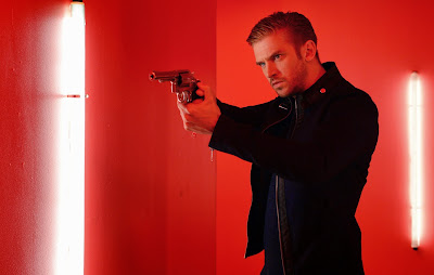 Image of Dan stevens in The Guest