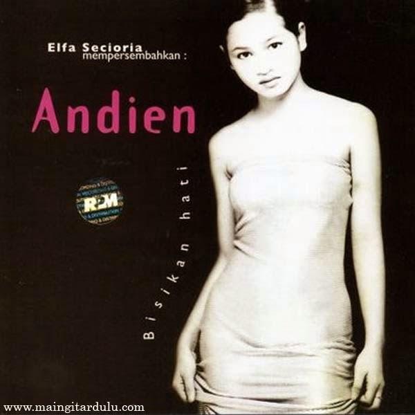 Andien Album Pertama : Bisikan Hati – 2000