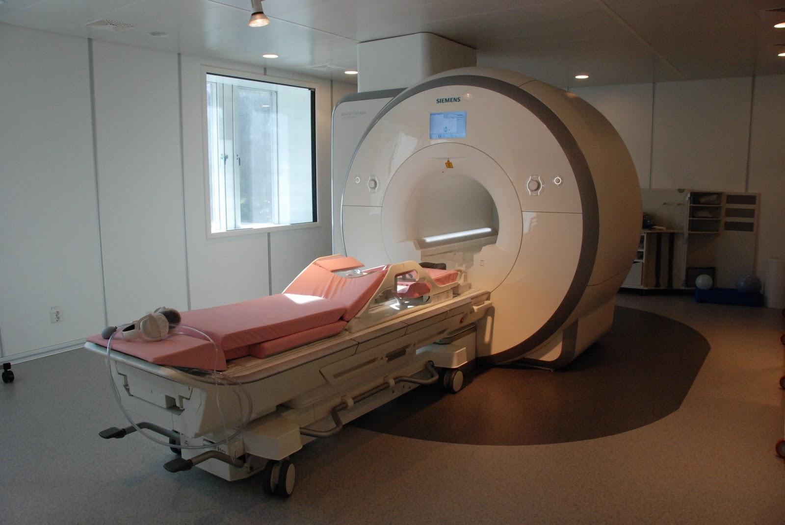 varför gör man magnetröntgen