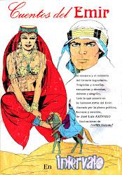 Los cuentos del emir de Martha Barnes
