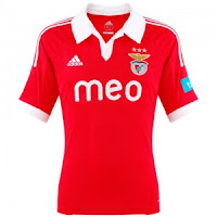 Benfica Team News