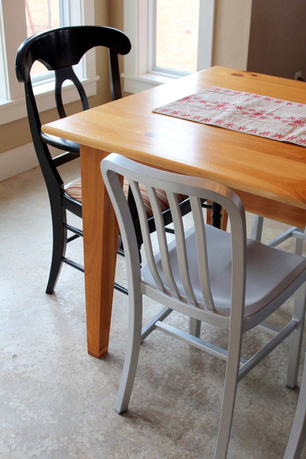 Aluminum Dining Chairs