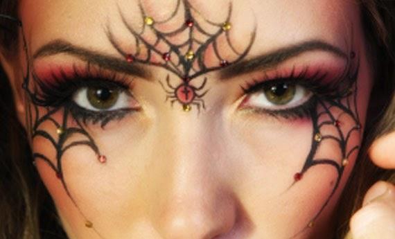 Maschere da henna per una faccia e un corpo