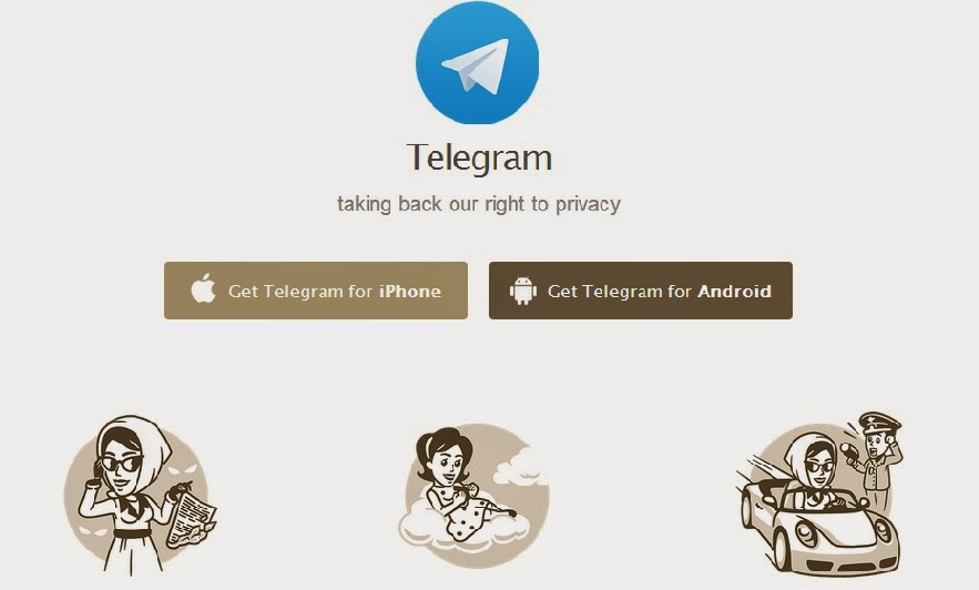 Alternativa a Whatsapp Telegram