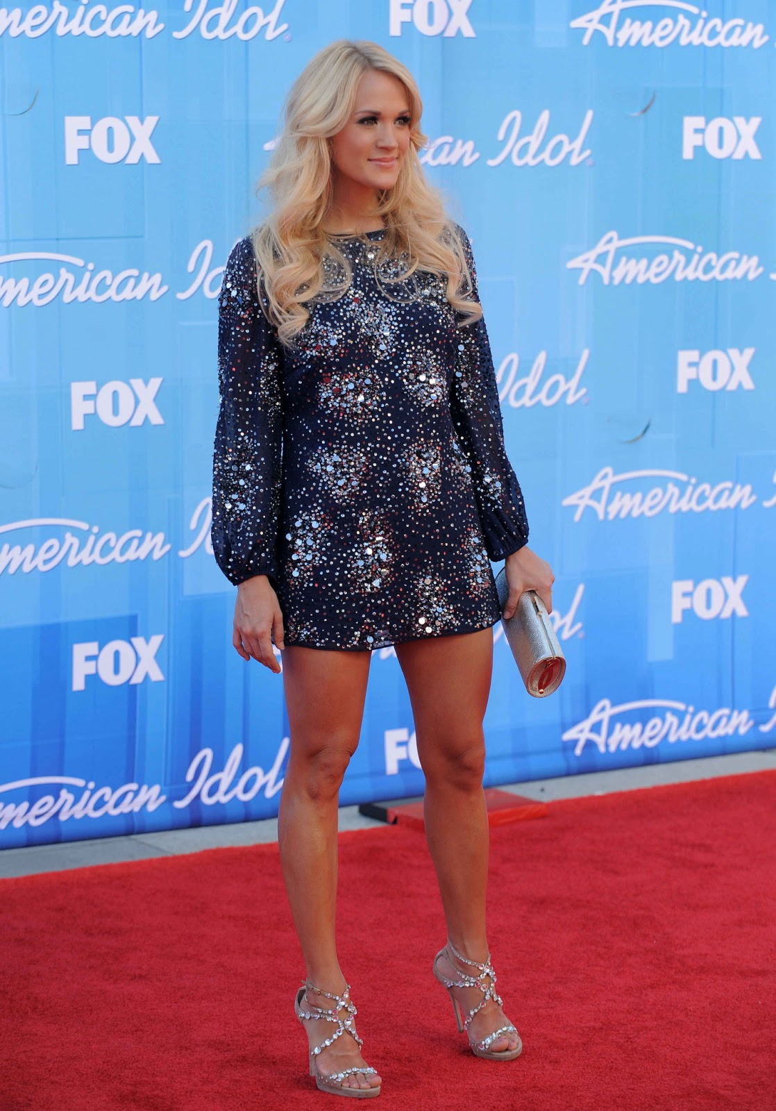 Carrie Underwood | Celebrity Shoes Gallery Emmy Rossum
