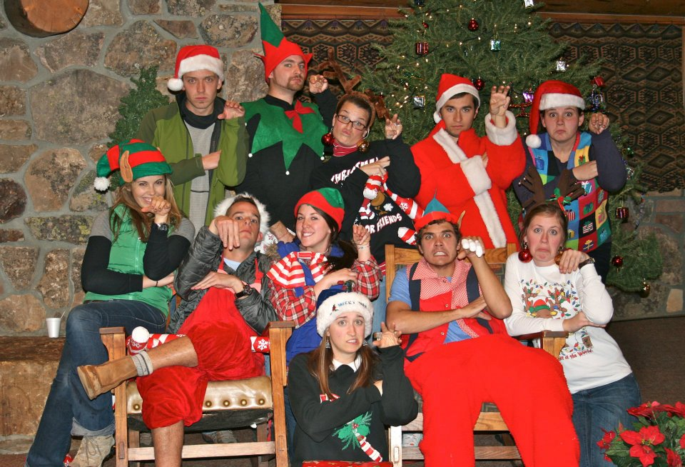 Christmas Party Dress Code Part - 40: Christmas At CCR