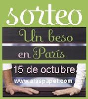 ¡Apuntaos al Sorteo Un beso en París de la I Semana Aniversástica!