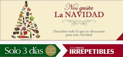 ofertas de navidad 13 diciembre 2013