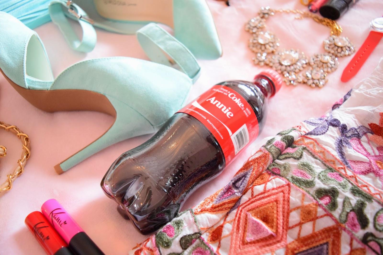 Annie, Coca Cola, Share A Coke, Custom Coke, Fashion, Accessories