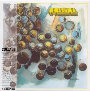 COLLAGE - COLLAGE (CREAM 1970) Korean mastering cardboard sleeve