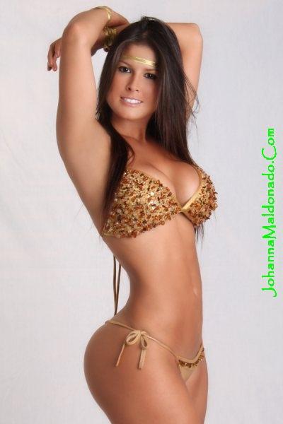 Pegateya - Fotos Modelo - Johanna Maldonado   Bikini