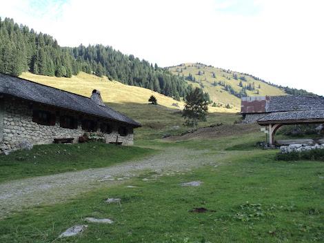 Chalets d'Alpages