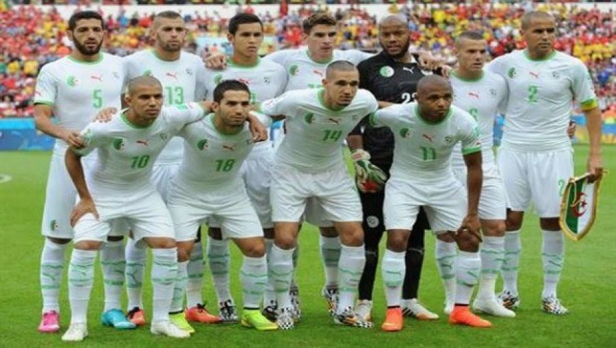 صور وأسماء لاعبي المنتخب الوطني الجزائري المشاركين في كأس أمم إفريقيا 2015 المنتخب+ال�