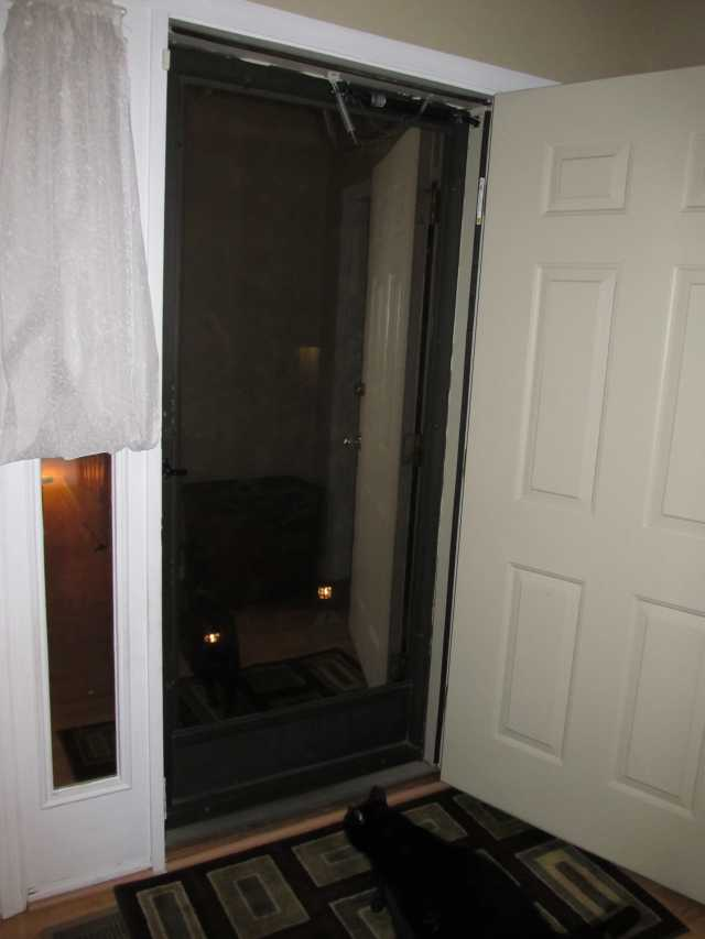 101 things never to do to your house january 2012 for Home front door tint