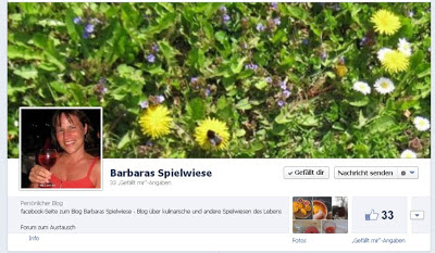 Barbaras Spielwiese auf facebook