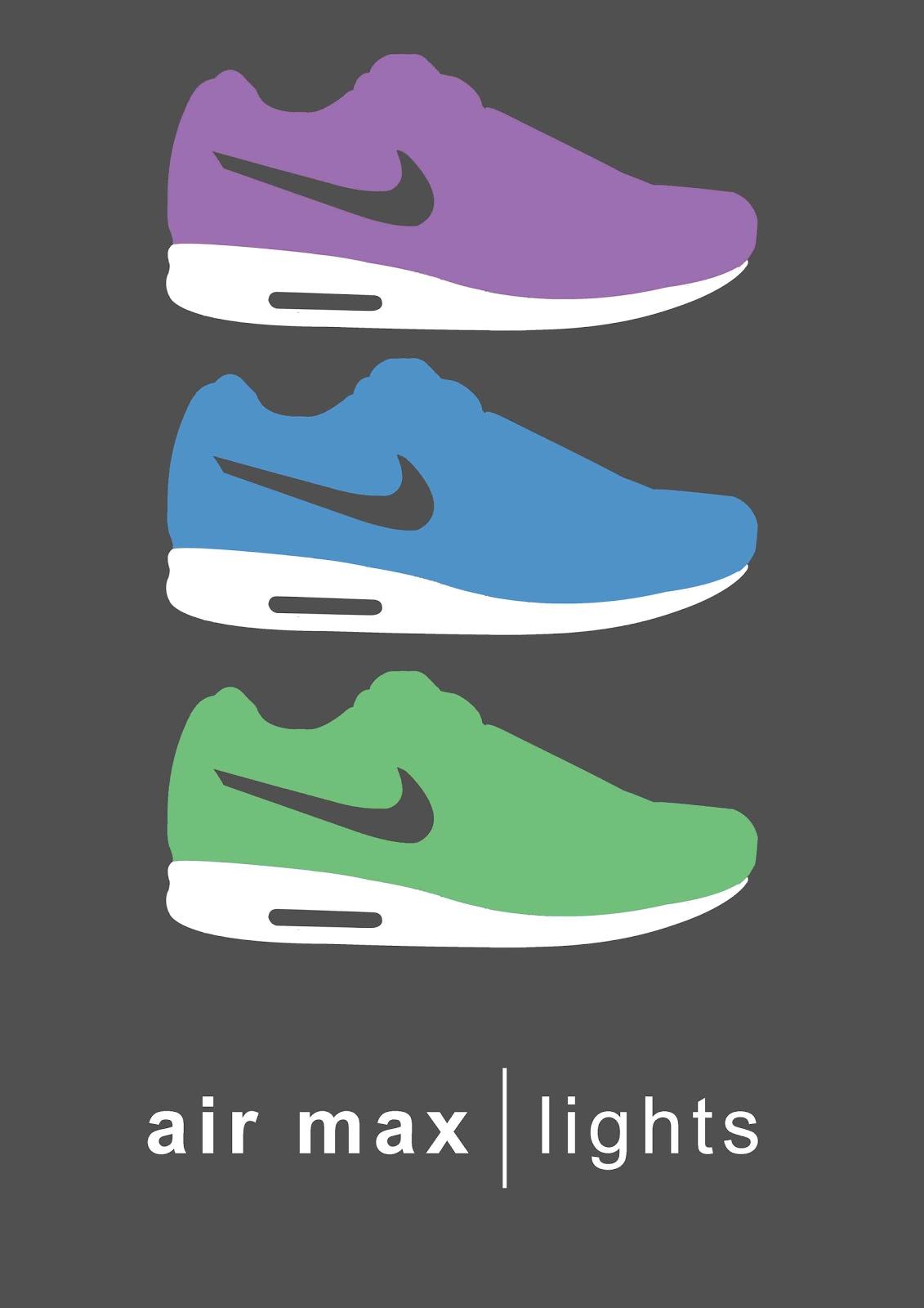 Nike Posters   - Craig Murphy Design -