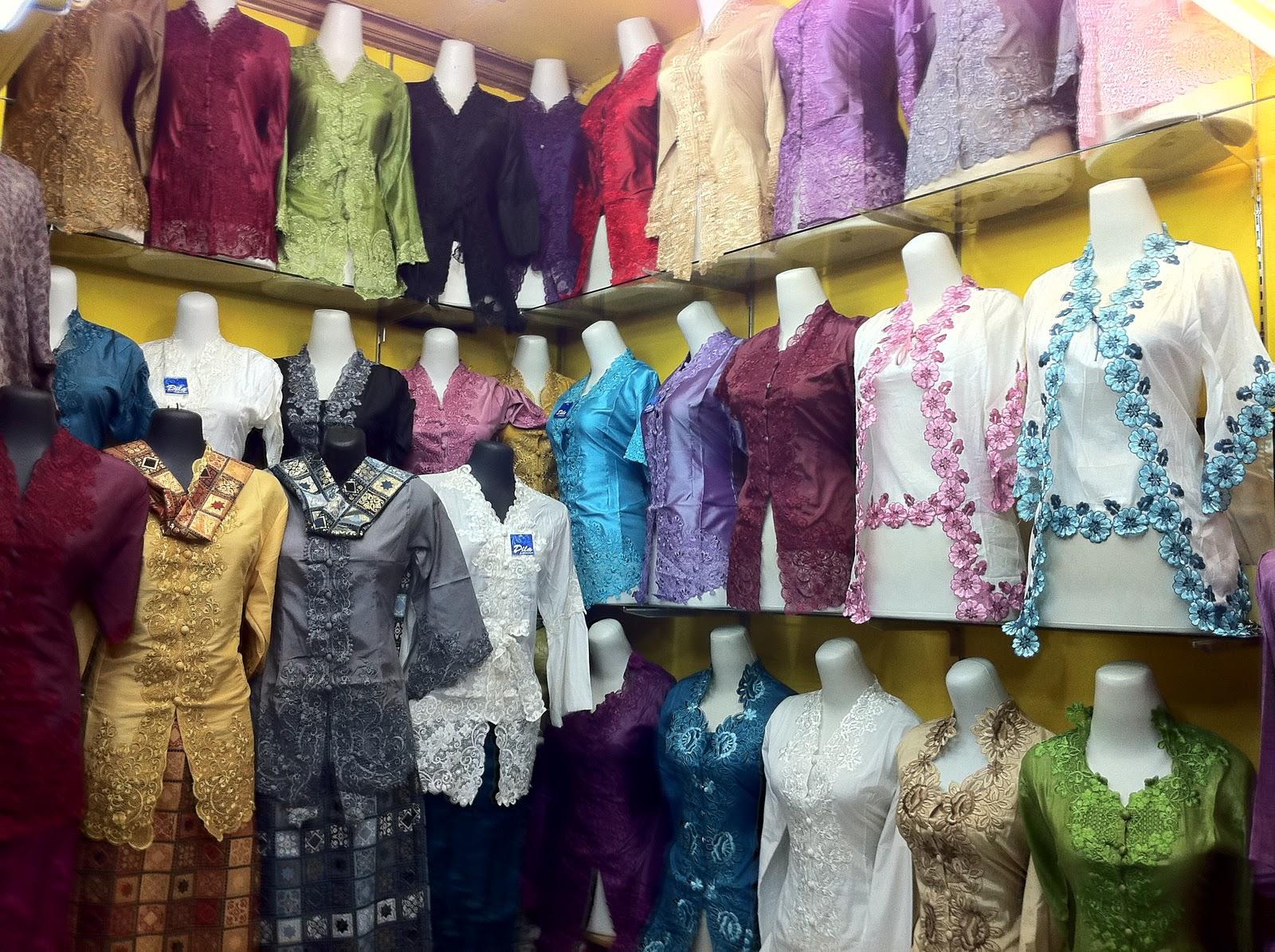 Travel with cikgu aishah bandung dalam kenangan Baju gamis pasar baru bandung