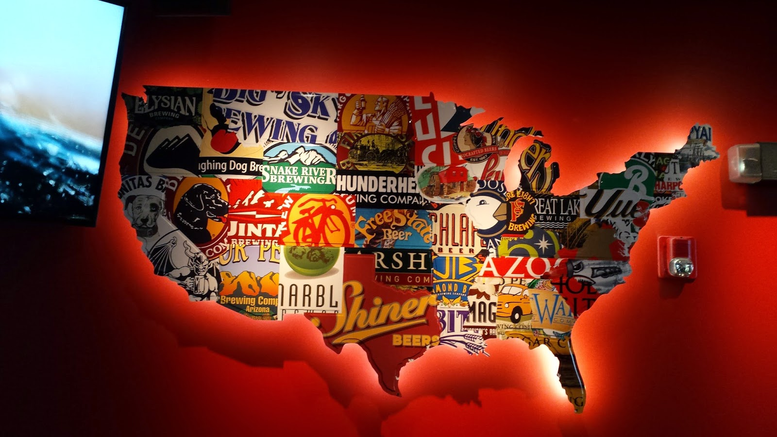 Shots That Snap Red Robin Riverbank CA - Beer Map Of The Us