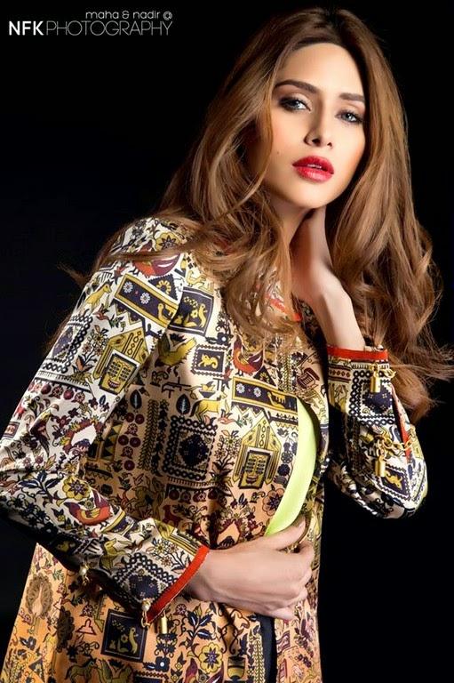SaniaMaskatiyaPretCollection2014 wwwfashionhuntworldblogspot 10  - Sania Maskatiya Pret Eid Dresses 2014-2015
